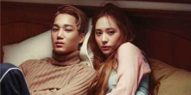 Kai EXO dan Krystal F(X) Pilih Kencan di Apartemen