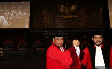 Keluarkan Katebelece ke Anak Buah Prasetyo, Ketua MK Disanksi