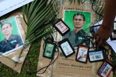 IJU Desak Kapolri Tangkap Pembunuh Jurnalis