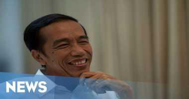 Tiba di Jakarta, Jokowi Langsung ke Istana Bogor