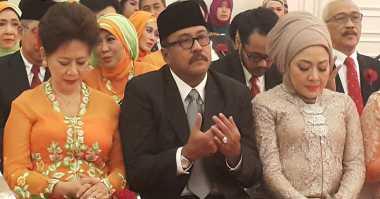 Anaknya Menikah, Rano Karno: Mohon Doanya