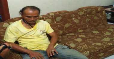 Cari Batu Akik, Dua Pria Terjebak Air Bah di Katulampa