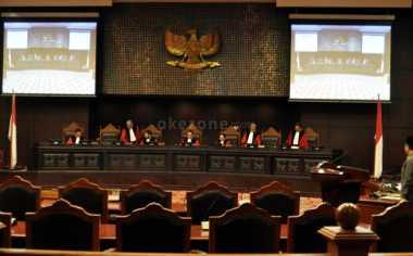 MK Kabulkan Permohonan Perselisihan Pilkada Teluk Bintuni