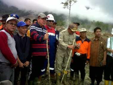 Gubernur Bengkulu: Lokasi Longsor Lebong Harus Steril