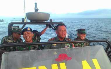 Bangun Pangkalan Baru, Panglima TNI Blusukan ke Biak