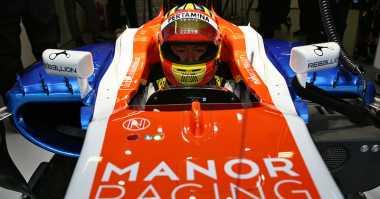 Rio Haryanto Catat Top Speed Terbaik di FP3