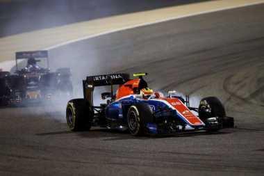 Rio Haryanto Buat Catatan Impresif di GP Rusia