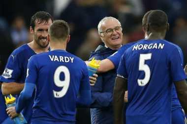 Soccer of the Week: Tak Ada yang Mustahil bagi Leicester