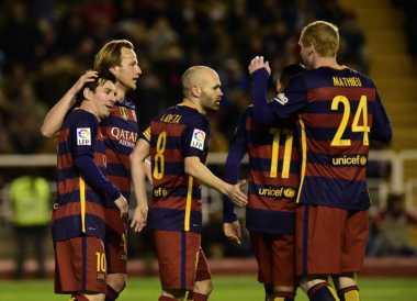 Barcelona Tak Peduli dengan Jadwal Pertandingan