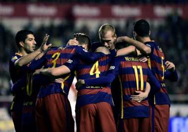 Nasib Barcelona Bergantung pada Kerja Keras
