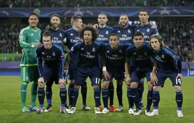 Susunan Pemain Real Sociedad vs Real Madrid