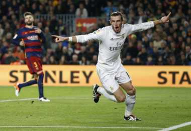 Bale Pecah Kebuntuan Madrid atas Sociedad