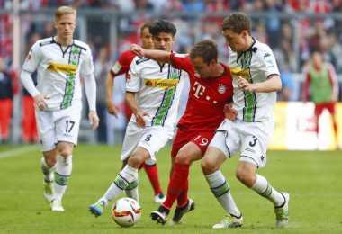 Bayern Gagal Kampiun Bundesliga di Spieltag 32