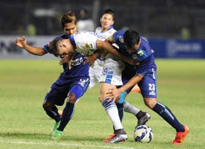 Lawan Persib, Langkah Awal Widodo Berprestasi Bersama Sriwijaya FC