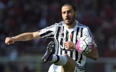 Diisukan Susul Conte ke Chelsea, Ini Komenter Bonucci