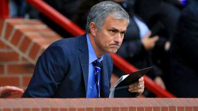 Besut United, Mourinho Pelatih Termahal Premier League