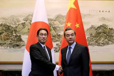 Sambut Inisiatif Jepang, China Siap Perbaiki Hubungan