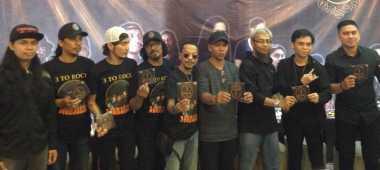 Album 3 To Rock Bangkitkan Musik Rock Indonesia