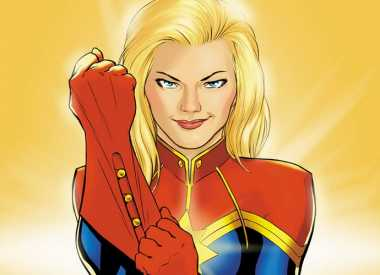 Captain Marvel Siap Lakukan Debut Perdana