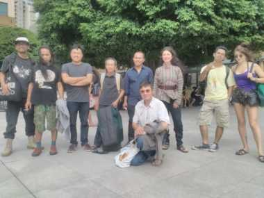 Kelompok Seniman Prancis Akui Orang Indonesia Ramah