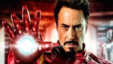TOP MOVIE: #1 Robert Downey Jr Bocorkan Iron Man 4