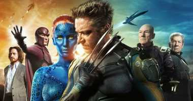 TOP MOVIE: #5 Ada Wolverine di Trailer Terakhir X-Men: Apocalypse