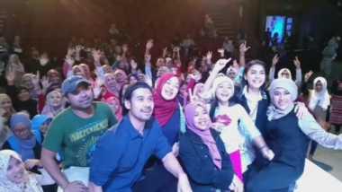 TOP MOVIE: #9 Chicco Jerikho-Rania Putri Berbagi Cerita Film Surat Cinta Untuk Kartini
