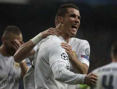 Ronaldo Konfirmasi dalam Kondisi Baik