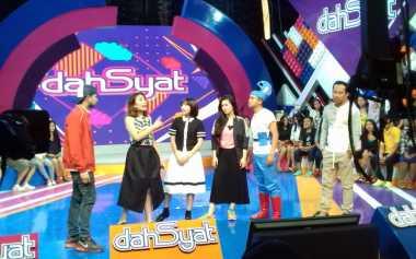 Live Dahsyat: Senam Wajah ala Host Dahsyat