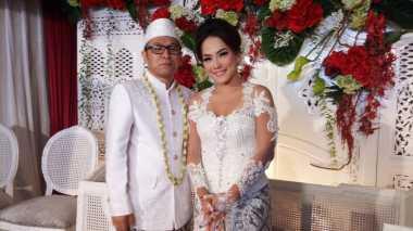 Jenny Cortez Resmi Dinikahi Tomy dengan Mahar Berlian