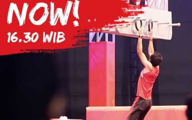 Final Stage Sasuke Ninja Warior Indonesia Dimulai