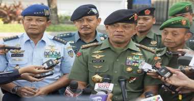 Panglima TNI Cari Tempat Rahasia untuk Armada Kapal Selam