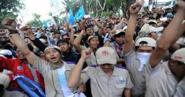 Perhatian Pemerintah Terhadap Kesejahteraan Buruh Masih Kurang