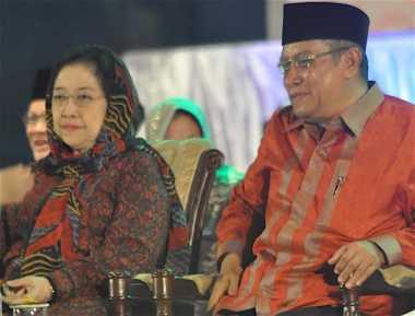 PBNU Serahkan Kajian Akademik Pancasila Lahir 1 Juni ke Megawati