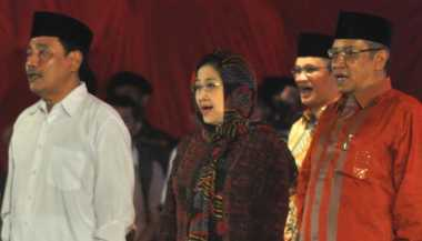 Megawati Ajak Kader PDIP & Nahdliyin Kompak Jaga Pancasila