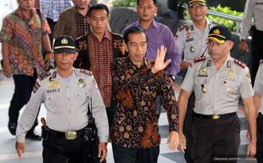 10 WNI Bebas, Jokowi: Alhamdulillah!