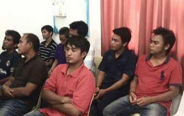 Personel TNI Jaga Ketat Lokasi Kedatangan 10 WNI