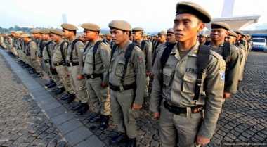 Amankan May Day, 2.000 Personel Satpol PP Dikerahkan