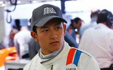 Rio Haryanto Siap Tampil Maksimal di GP Rusia