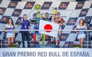 Marquez Tak Permasalahkan Selebrasi Canggung di GP Spanyol