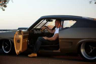 FOTO: Vin Diesel Buka-Bukaan Spot Syuting Fast Furious 8