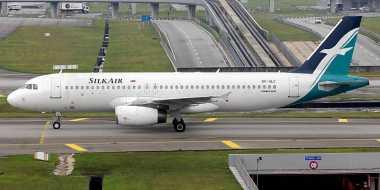 Silk Air Tembus Okinawa Jepang