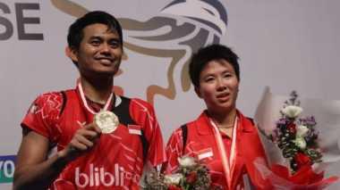 Kunci Tontowi/Liliyana Tembus Final Badminton Asia Championships
