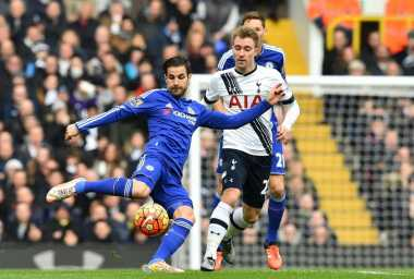 Ambisi Chelsea Jegal Spurs Kampiun Premier League