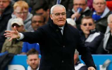 Van Gaal Akui Lawan Ranieri Tidak Pernah Mudah