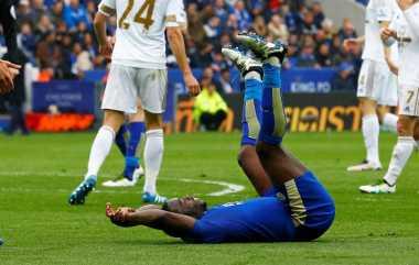 Gelandang Leicester Berterima Kasih kepada United