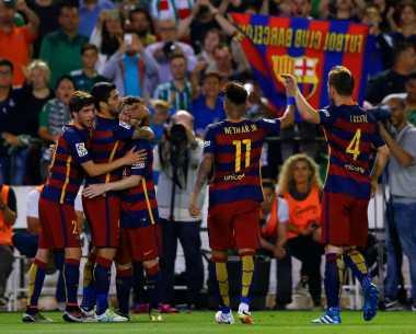 Tiga Raksasa Menang, Persaingan Kampiun La Liga Semakin Memanas