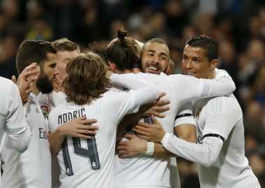 Cara Madrid Mengalahkan Barcelona dan Atletico