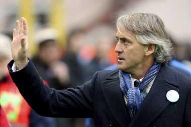 Mancini Tidak Pikirkan Badai Cedera Inter