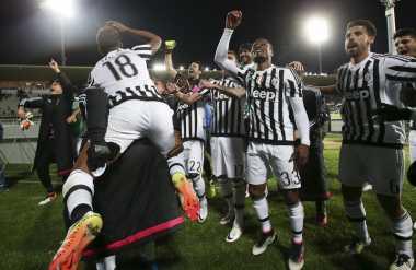 Milan Jadi Alasan Juve Belum Dapat Berselebrasi